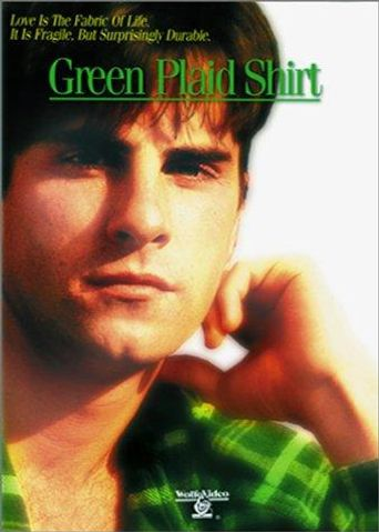Green Plaid Shirt Poster