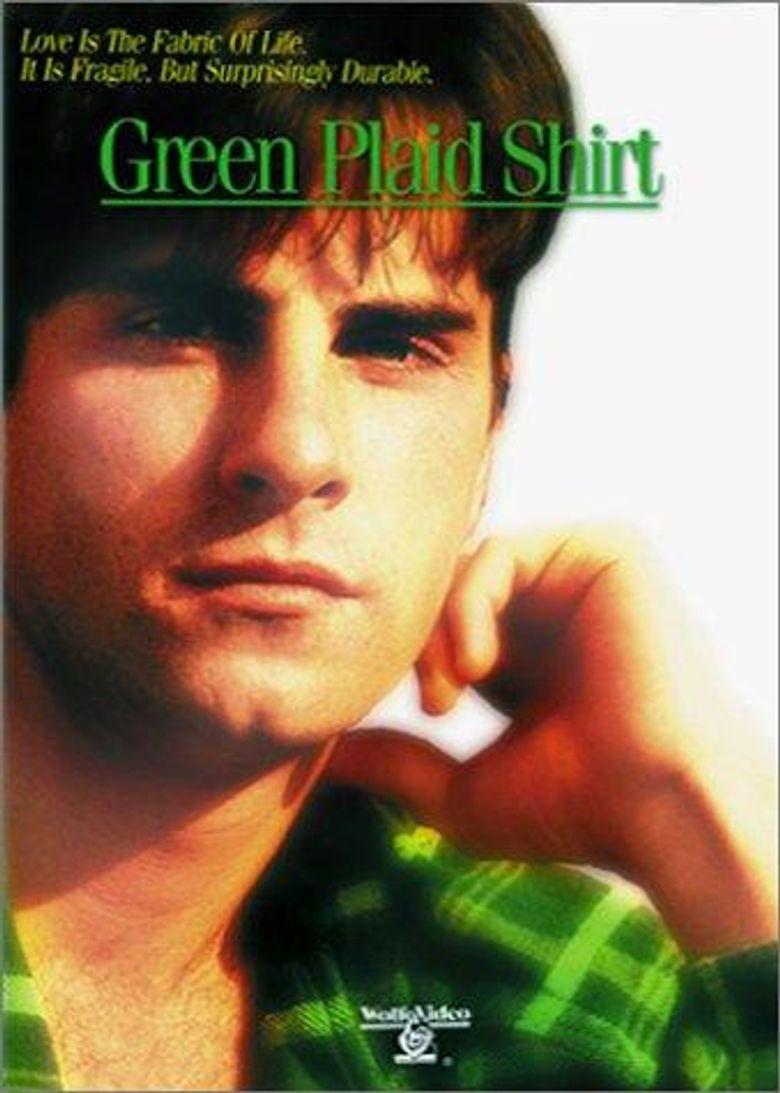 Green Plaid Shirt Poster