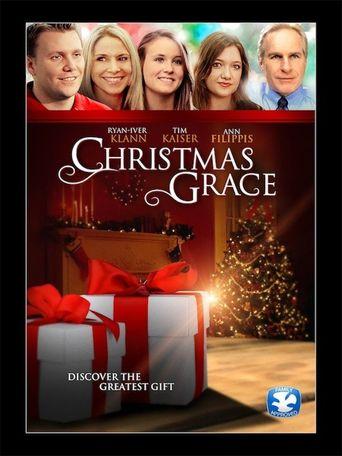 Christmas Grace Poster