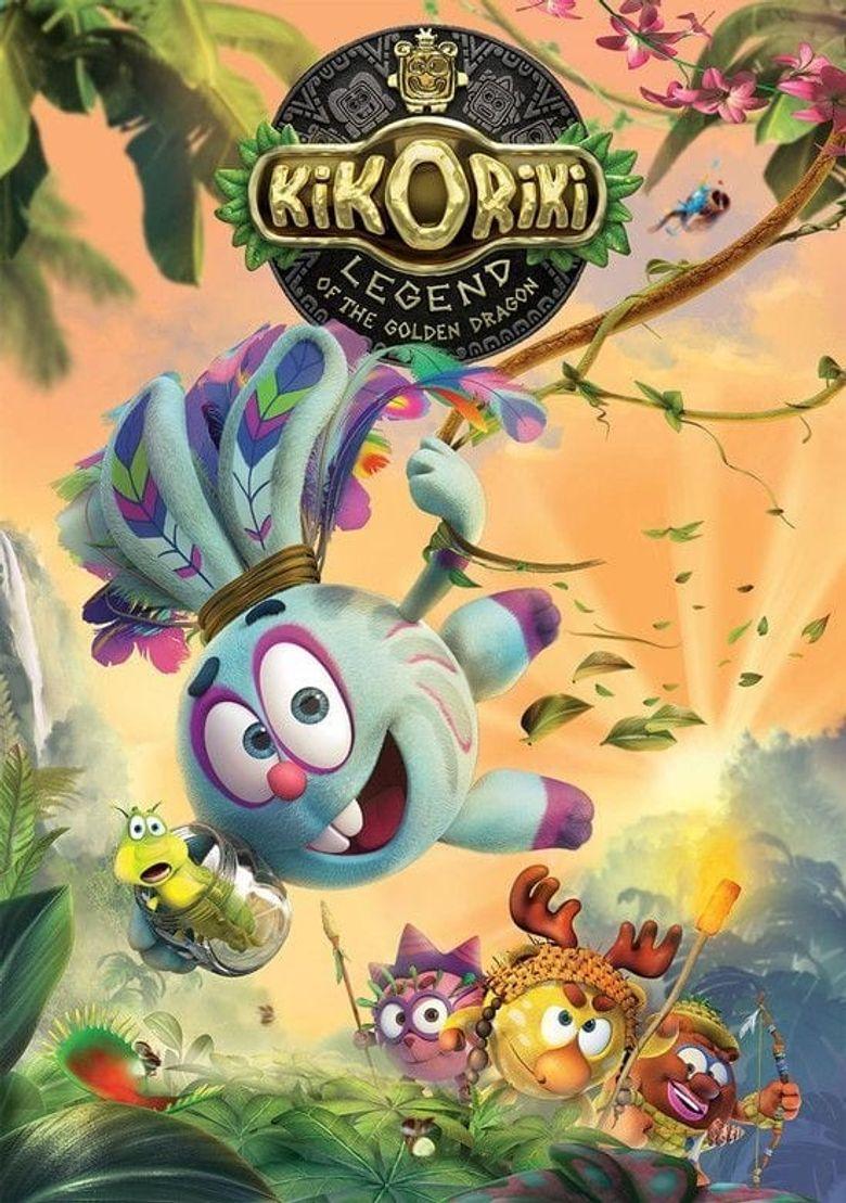 Kikoriki. Legend of the Golden Dragon Poster