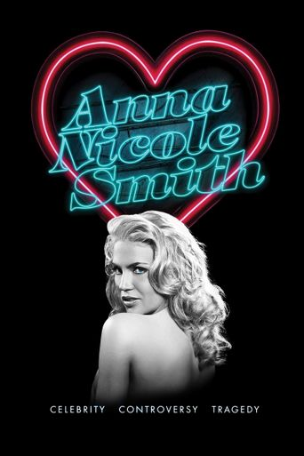 The Anna Nicole Smith Story Poster