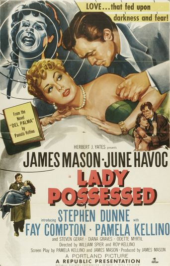 Lady Possessed Poster