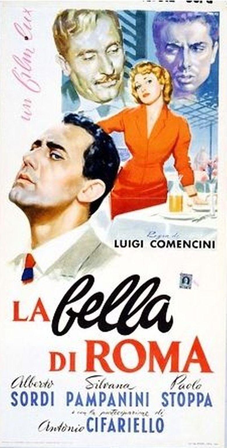 La bella di Roma Poster