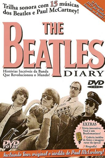 Beatles: The Beatles Diary Poster