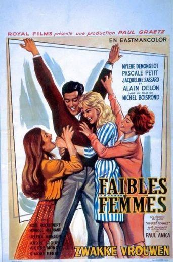 Faibles femmes Poster