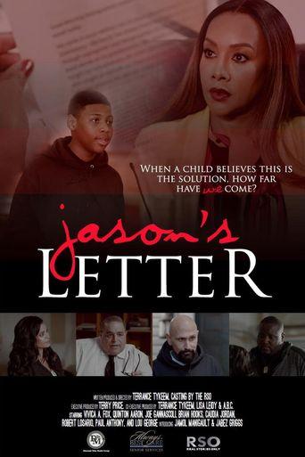 Jason's Letter Poster