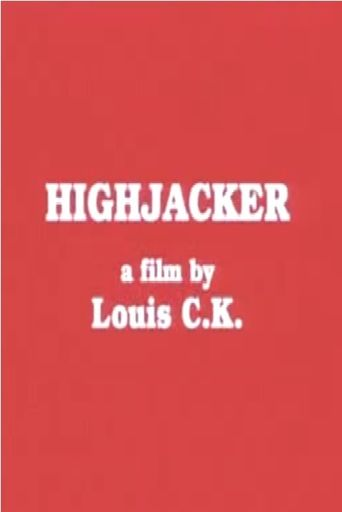 Highjacker Poster