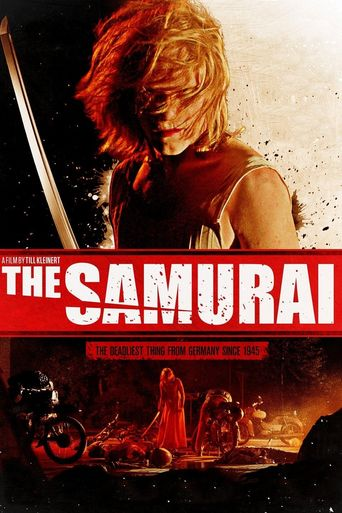 The Samurai Poster