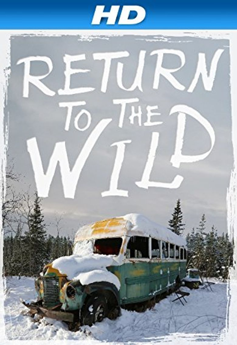 Return to the Wild: The Chris McCandless Story Poster