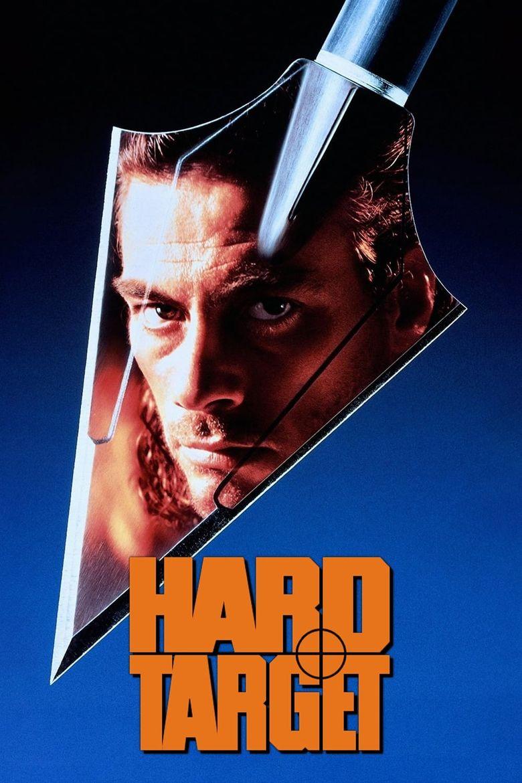 Hard Target Poster