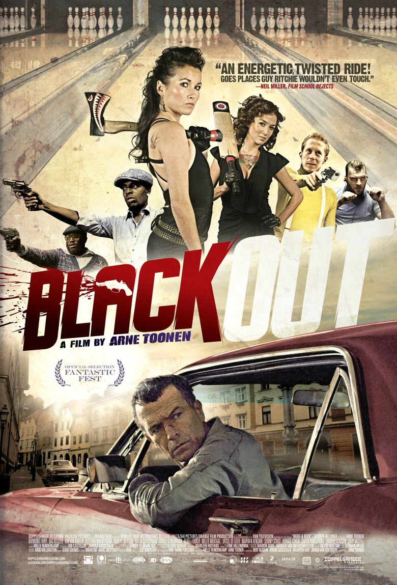 Black Out Poster