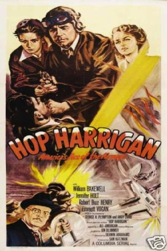 Hop Harrigan: America's Ace of the Airways Poster