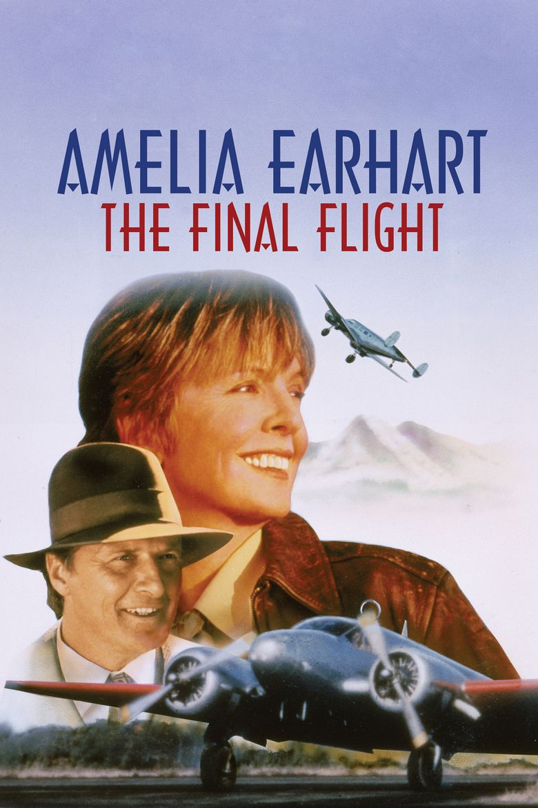Amelia Earhart: The Final Flight Poster