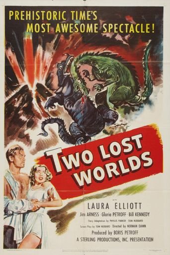 Two Lost Worlds Poster