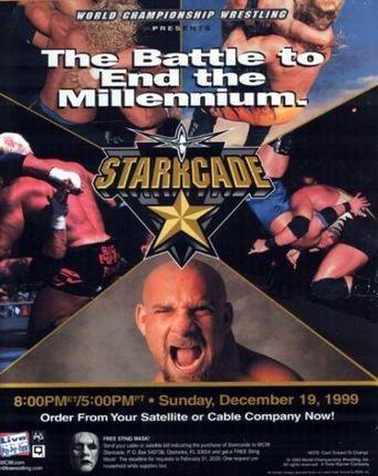 WCW Starrcade '99 Poster