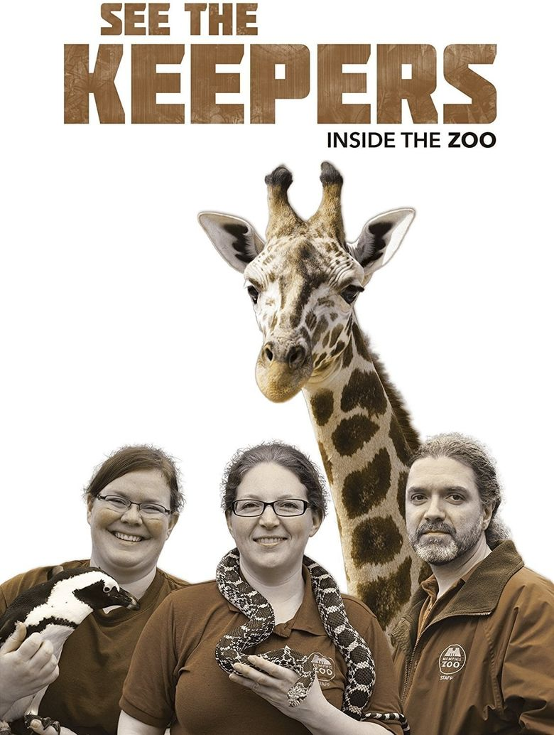 See The Keepers: Inside The Zoo Poster