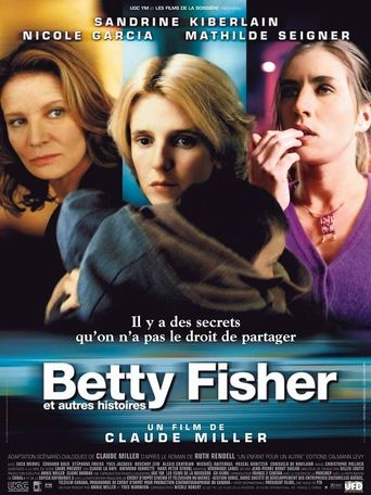 Betty Fisher and Other Stories Poster