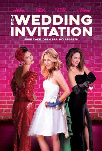 The Wedding Invitation Poster