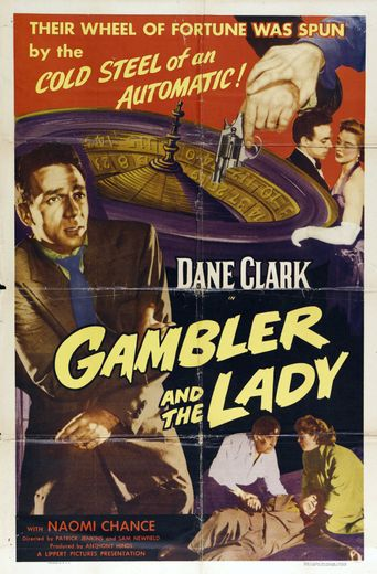The Gambler and the Lady Poster