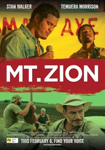 Mt. Zion Poster