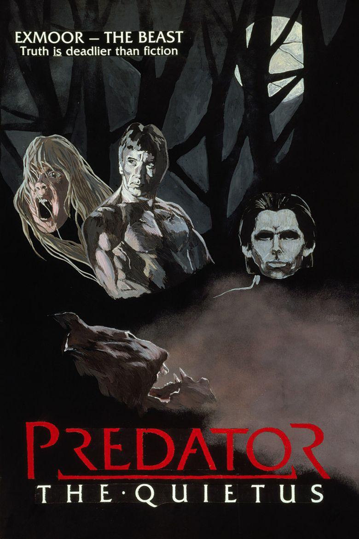 Predator: The Quietus Poster