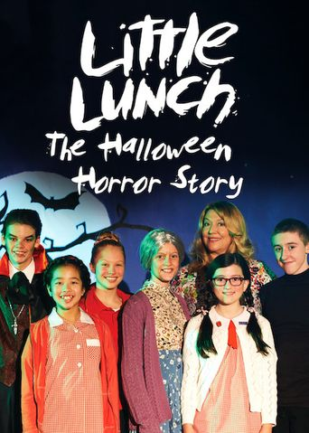 Little Lunch: The Halloween Horror Story Poster