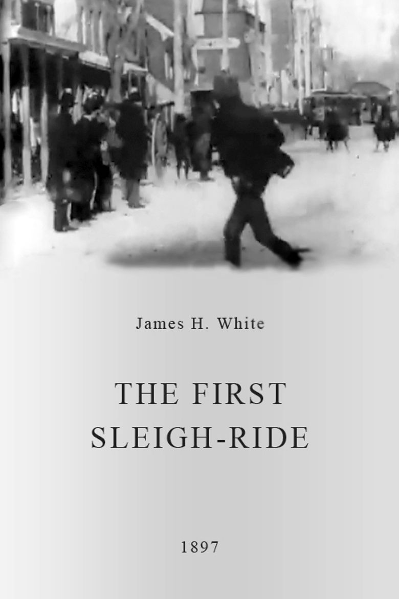 The First Sleigh-Ride Poster