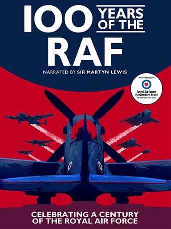 100 Years of the RAF Poster