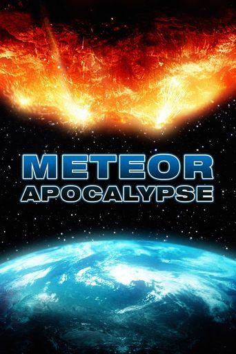 Meteor Apocalypse Poster