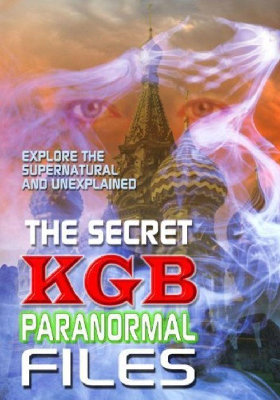 Watch The Secret KGB Paranormal Files