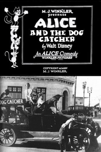 Alice and the Dog Catcher Poster