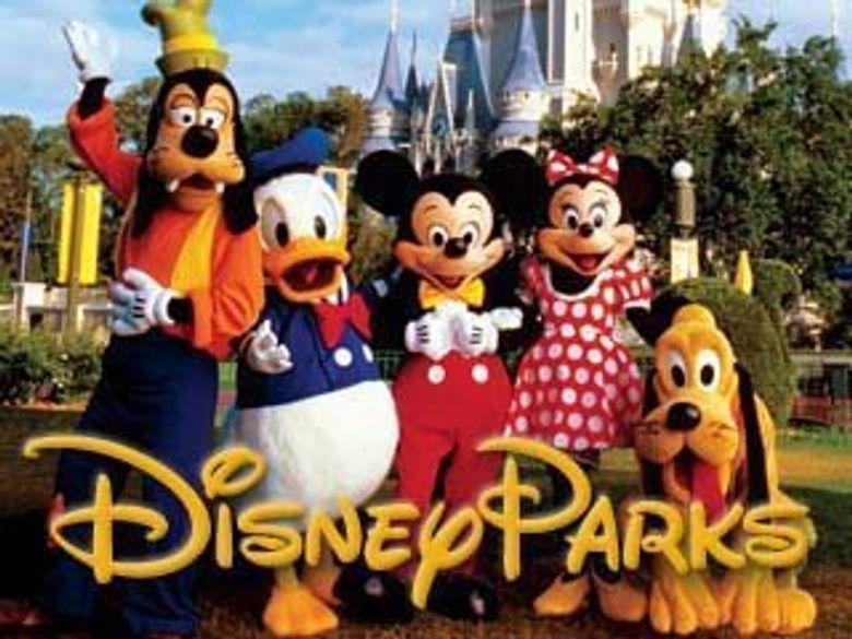 Disney Parks: Undiscovered Disney Parks Poster
