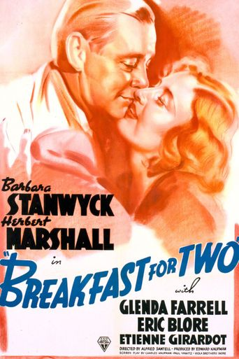 Breakfast for Two Poster