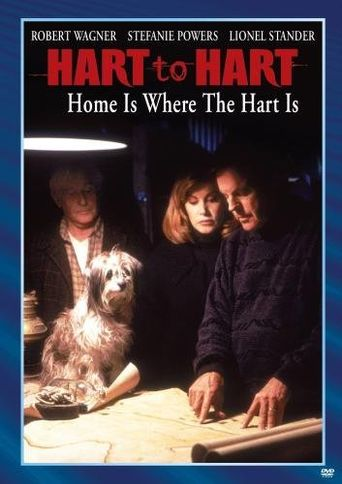 Hart to Hart: Home Is Where the Hart Is Poster