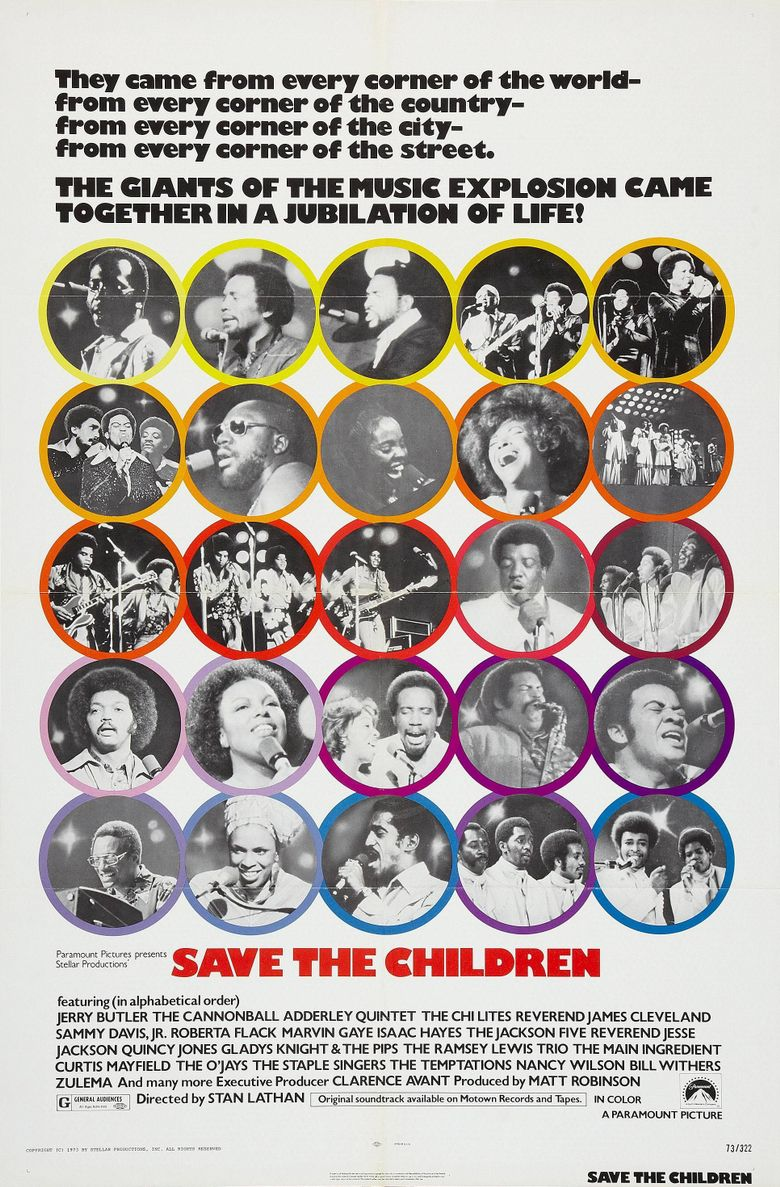 Save the Children Poster