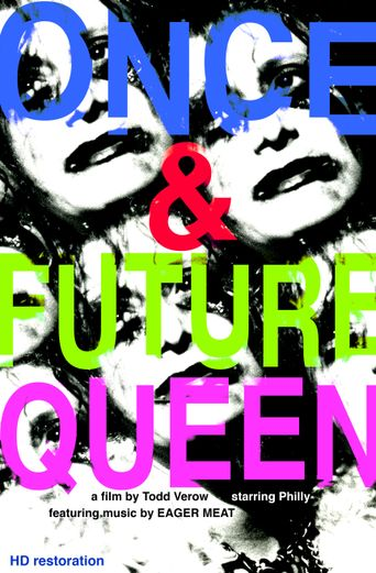 Once and Future Queen Poster