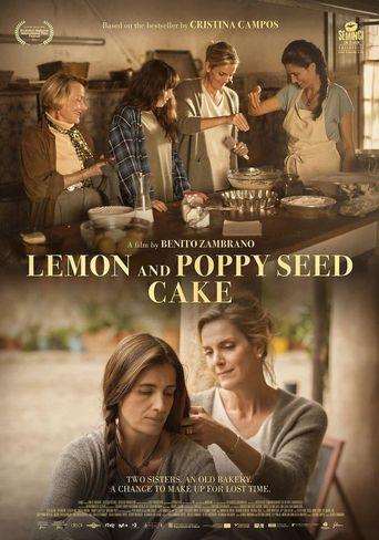 Lemon and Poppy Seed Cake Poster