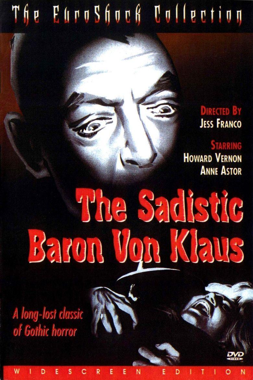 The Sadistic Baron Von Klaus Poster