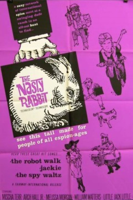 The Nasty Rabbit Poster