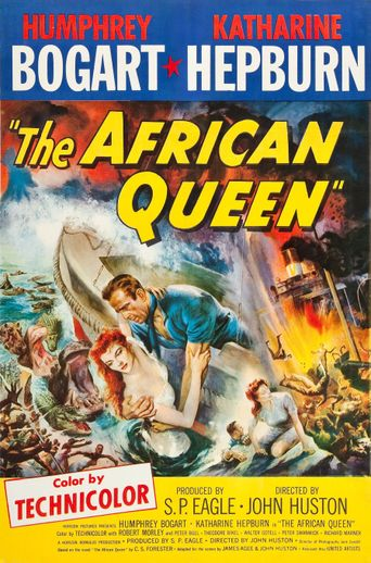 Watch The African Queen