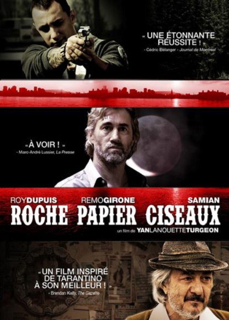 Rock Paper Scissors Poster