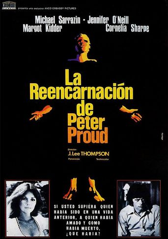 The Reincarnation of Peter Proud Poster