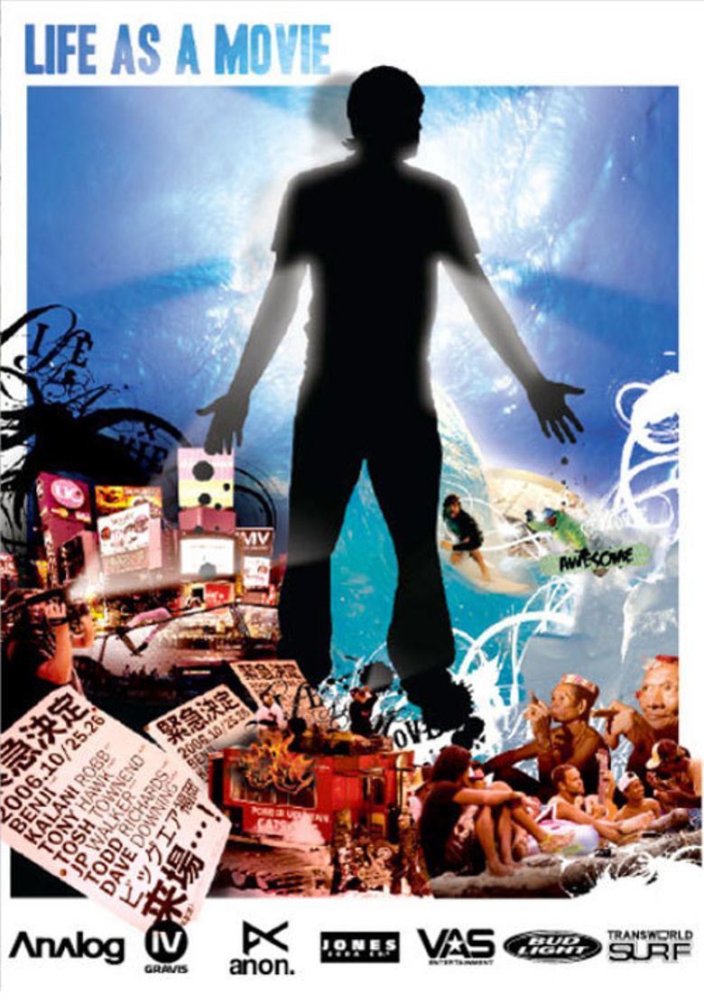 Life As A Movie Poster