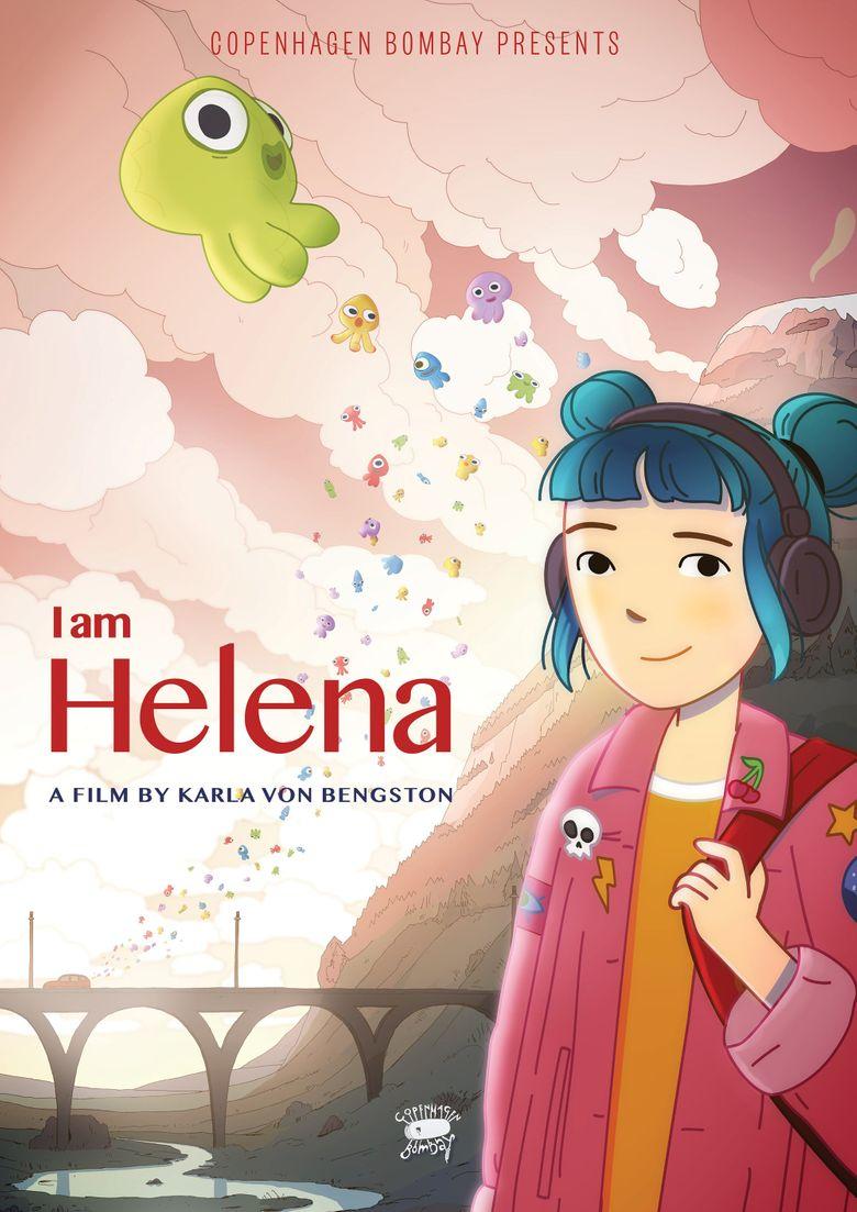 I Am Helena Poster