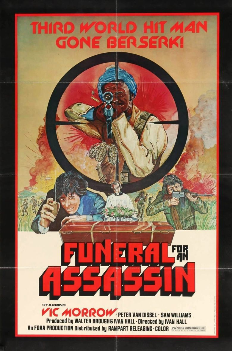 Funeral for an Assassin Poster