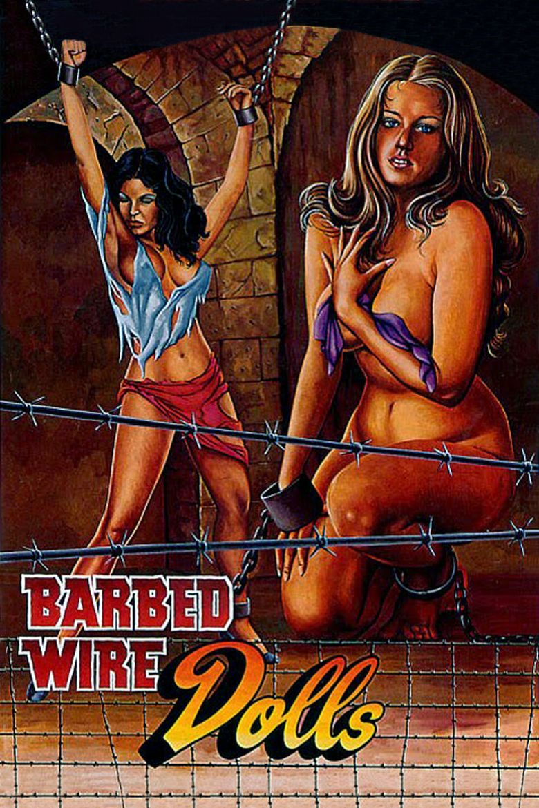 Barbed Wire Dolls Poster