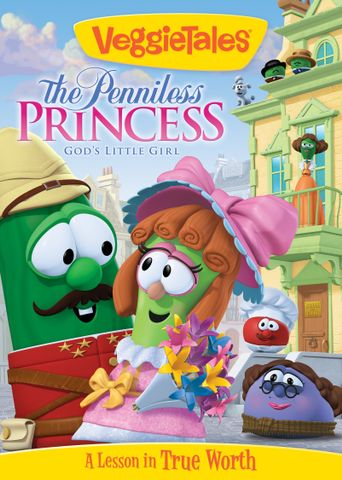 Watch VeggieTales: The Penniless Princess