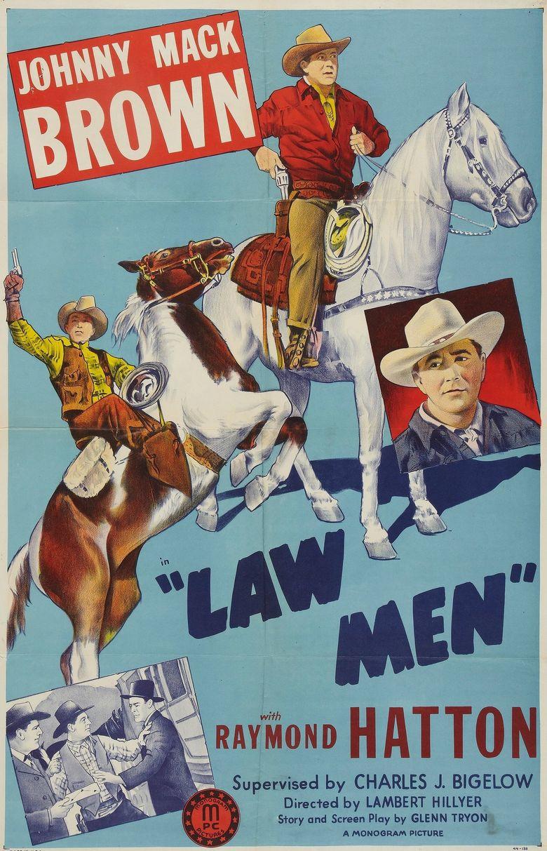 Law Men Poster