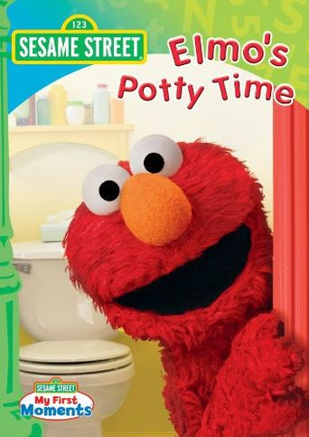 Sesame Street: Elmo's Potty Time Poster