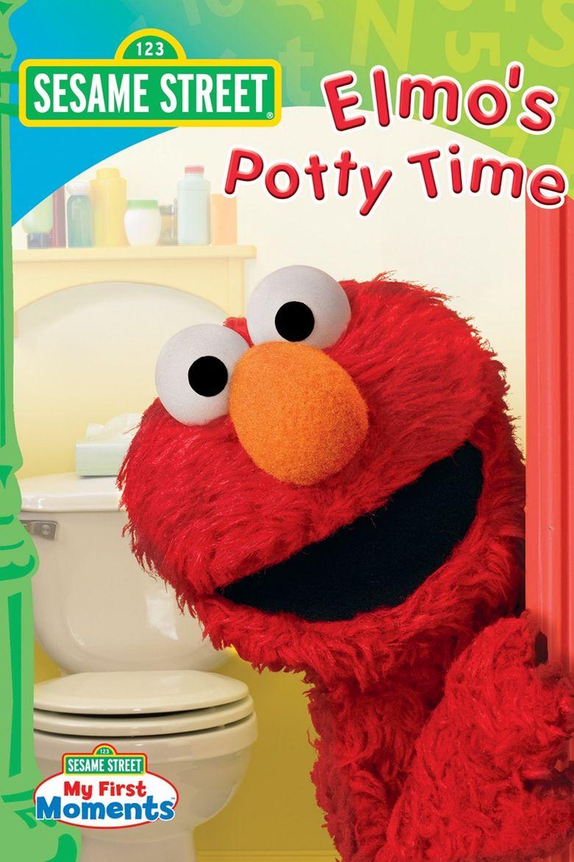 Sesame Street: Elmo's Potty Time Poster